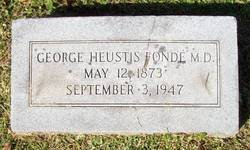 George Heustis Fonde