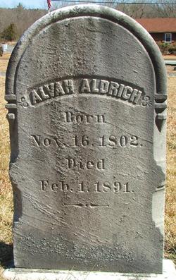 Alvah Aldrich