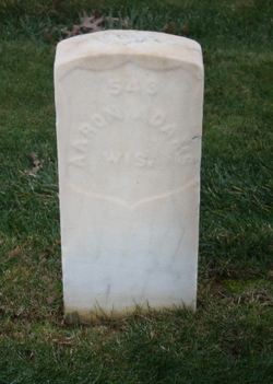 Pvt Aaron B. Adams