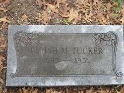 Elijah Milton Tucker