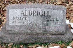 Harry D Albright