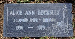 Alice Ann <i>Tyvoll</i> Locksley