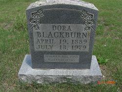 Rosa Eldora Dora <i>Watts</i> Blackburn