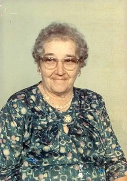 Jessie Mae <i>Miller</i> Naughton