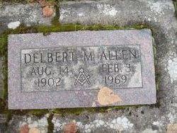 Delbert M Allen