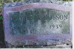 Walter William Dobson