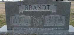 Bertha Ellen <i>Holifield</i> Brandt