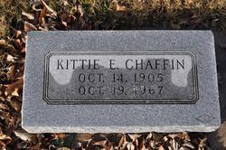 Kitty Elizabeth <i>Fields</i> Chaffin