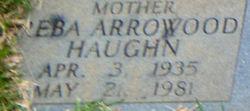 Reba [Ford] <i>Arrowood</i> Haughn