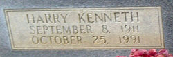 Harry Kenneth Boucher