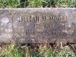 Lillian M <i>Moore</i> Baer