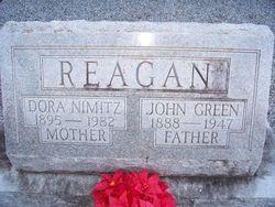 Dora <i>Nimitz</i> Reagan