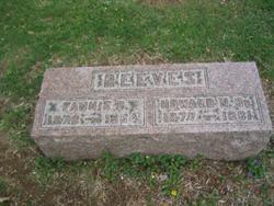 Fannie Davis <i>Rigg</i> Reeves