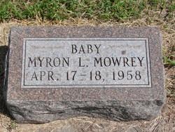 Myron Lyn Mowrey
