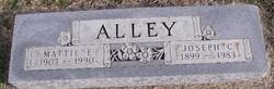 Mattie E. <i>Anderson</i> Alley