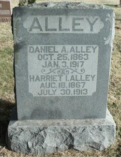 Harriet Iantha <i>Patton</i> Alley
