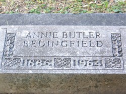 Annie <i>Butler</i> Bedingfield