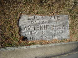 Lucy Mae Brown