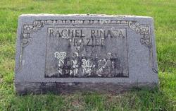 Rachel <i>Rinaca</i> Frazier