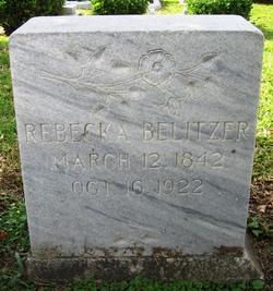 Rebecka <i>Cohen</i> Belitzer