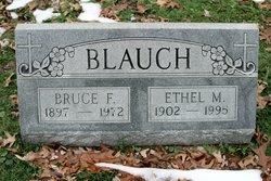Bruce F Blauch