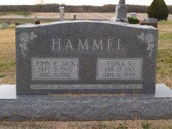 Edna Victoria <i>Hedberg</i> Hammel