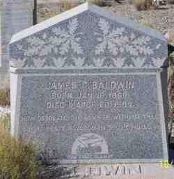 James C. Baldwin
