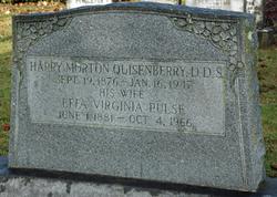 Effa Virginia <i>Pulse</i> Quisenberry