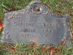 Carlene <i>Collins</i> Barnes