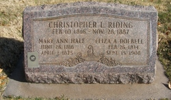 Christopher Lister Riding