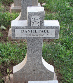 Infant Gift from God Daniel Paul