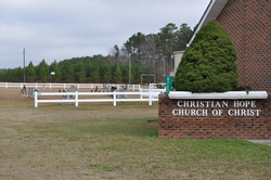 Christian Hope Church Cemetery