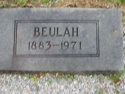 Beulah Lizzie <i>Ayers</i> Ivester