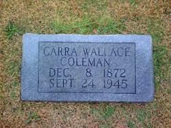 Carra Wallace Coleman