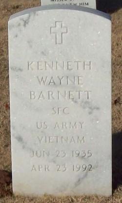 Kenneth Wayne Barnett