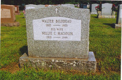 Nellie C. <i>Maciolek</i> Bilodeau