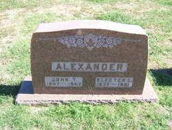 Electa Lynn Aunt Lec <i>Creilly</i> Alexander