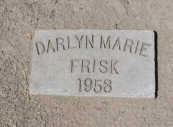 Darlyn Marie Frisk