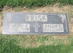 Nellie Ethel <i>Caudle</i> Frisk