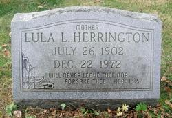 Lula Lou <i>Dotson</i> Herrington