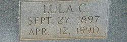Lula <i>Clark</i> Cox