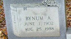 Bynum Abram Buff