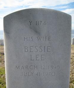 Bessie Lee <i>Harrison</i> Burton