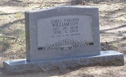 James Osborne Williamson