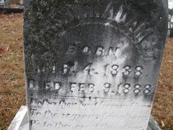 Martha T. <i>Scales</i> Adams