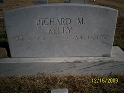 Richard McKinney Dick Kelly