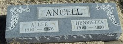 A. Lee Ancell