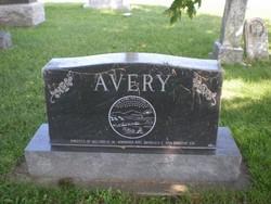 Mrs Hazel <i>Bowles</i> Avery