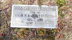Hugo Carlisle Livingston