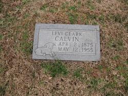 Levi Clark Calvin
